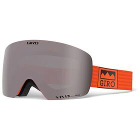 Giro Contour Lunettes De Protection, orange alps/vivid onyx/vivid infrared